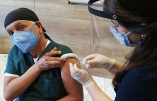 Aşı yapılanların sayısı 2,5 milyonu geçti