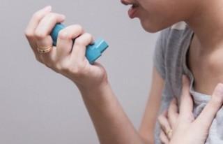 Astım hastalarına covid ve aşı konusunda önemli...