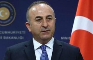Bakan Çavuşoğlu: Dünya yine sessiz kaldı