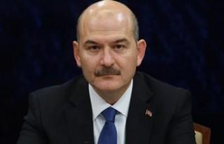 Bakan Soylu: Gara'ya giden HDP Milletvekili Dirayet...