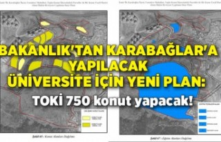 Bakanlık'tan Karabağlar'a yapılacak üniversite...