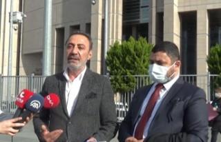 """Berhan Şimşek """"militan"""" sözleri nedeniyle..."""