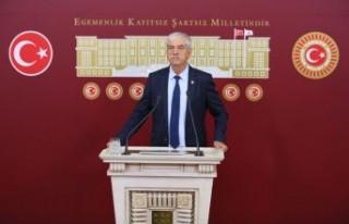CHP'li Beko: Emek sömürüsü salgından daha...