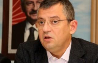 CHP'li Özel'den Erdoğan'a 'terörist'...