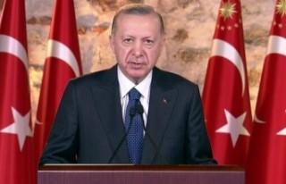 Cumhurbaşkanı Erdoğan: Hüsrana uğrayacaklar