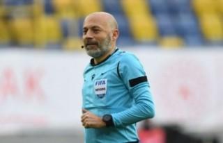 Cüneyt Çakır'ın 13. Fenerbahçe-Galatasaray...