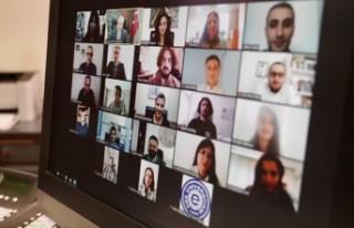 Ege Üniversitesi mezunları çevrimiçi buluştu