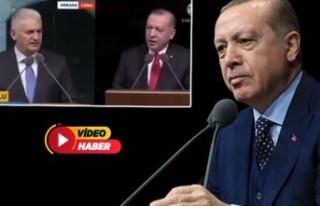 Erdoğan ile Yıldırım'ın konuşması aynı...