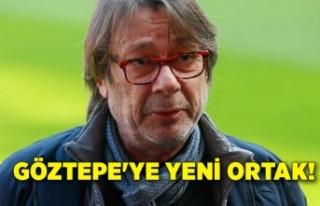 Göztepe'ye yeni ortak!
