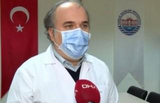 'İnaktif aşıda tüm virüse yönelik bağışıklık...