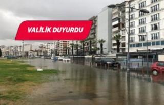 İzmir'de kamu çalışanları izni uzatıldı