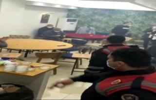İzmir'de kumar baskını: 13 kişiye 62 bin...