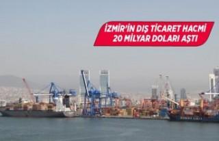 İzmir en çok ihracat yapan ikinci il oldu