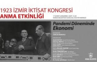 İzmir İktisat Kongresi'nin 98. yıldönümüne...