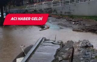 İzmir'de selde 2 kişi can verdi