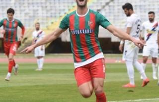 Karşıyaka'da Hakan, 2 yıl sonra ilk kez maç...