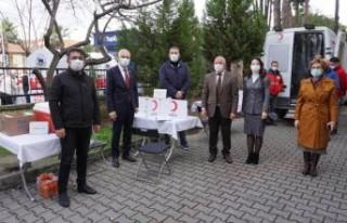 Kemalpaşa Belediyesi'nden kan bağışı duyarlılığı