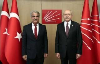 Kılıçdaroğlu, HDP heyeti ile görüştü