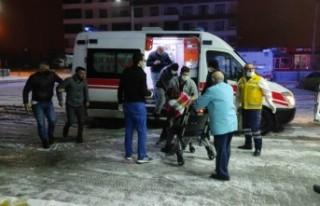Konya'da kaza: 5 ölü, 38 yaralı