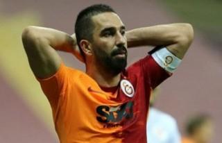 PFDK'dan Arda Turan'a 2 maç men cezası