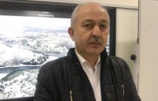Prof. Dr. Toros açıkladı: Barajlarda 9 ay yetecek...