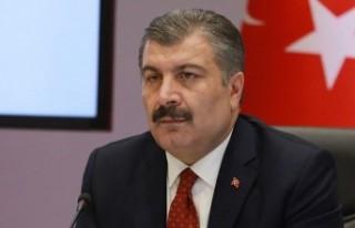 Sağlık Bakanı Fahrettin Koca paylaşmıştı! İlk...