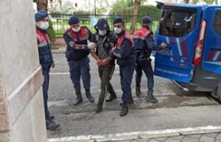 Salihli'de DEAŞ şüphelisi yakalandı