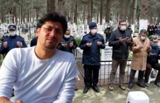 Şehit polis Fuat Kaplan, mezarı başında anıldı