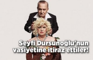 Seyfi Dursunoğlu'nun mirası! 'Hepsi pay...