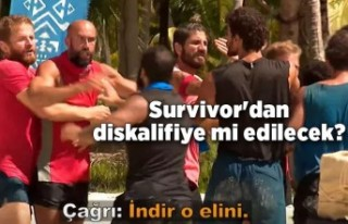 Survivor'dan diskalifiye mi olacak?