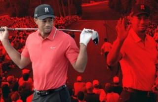 Ünlü golfçü Tiger Woods, trafik kazası geçirdi