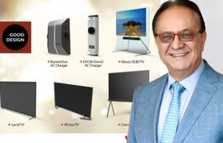 Vestel, Good Design'da 11 ödül aldı