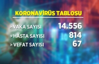 10 Mart koronavirüs tablosu