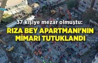 37 kişiye mezar olmuştu: Rıza Bey Apartmanı'nın...