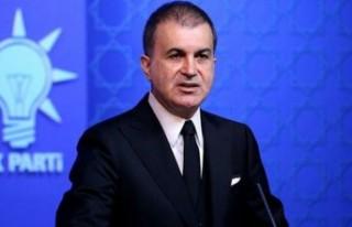 AK Partili Çelik'ten 'Kabine değişikliği'...