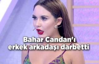 Bahar Candan'ı, Uludağ tatilinde erkek arkadaşı...