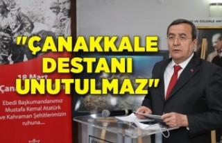 """Batur, """"Çanakkale destanı unutulmaz"""""""