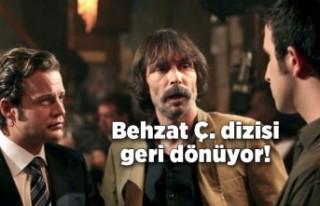 Behzat Ç. dizisi geri dönüyor!
