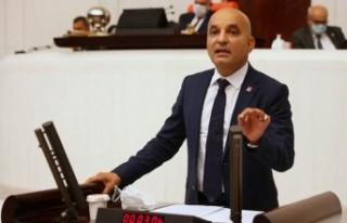 CHP'li Polat: Çandarlı Limanı kaderine terk...