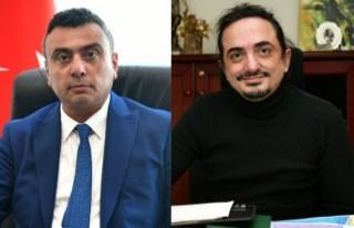 Çiğli'de Başkan Yardımcılığı görevine 2...
