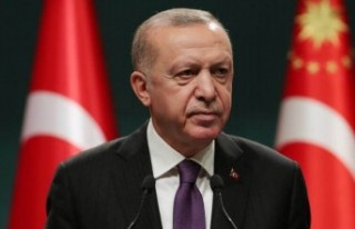 Cumhurbaşkanı Erdoğan'dan 'Çanakkale'...