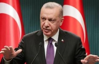 Cumhurbaşkanı Erdoğan: En çok büyüyen ikinci...