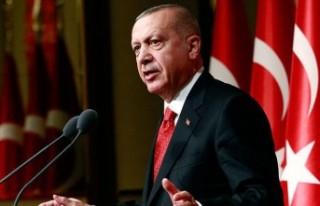 Cumhurbaşkanı Erdoğan, yarın İnsan Hakları Eylem...
