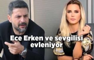 Ece Erken ve Şafak Mahmutyazıcıoğlu evleniyor