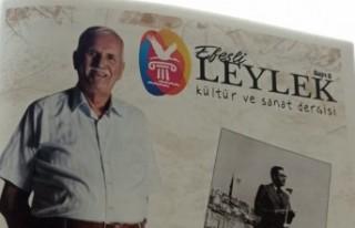 Efesli Leylek'ten ustalara saygı