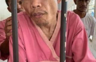Endonezya'da polis 16 yıl sonra akıl hastanesinde...