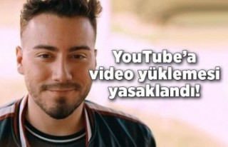 Enes Batur'un YouTube'a video yüklemesi yasaklandı