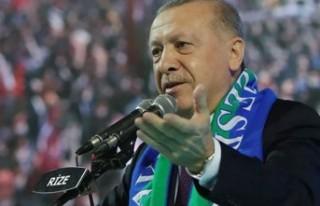 Erdoğan'ın söylediği 'lebaleb'...