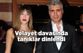 Feyza Aktan ve Özcan Deniz'in velayet davasında...