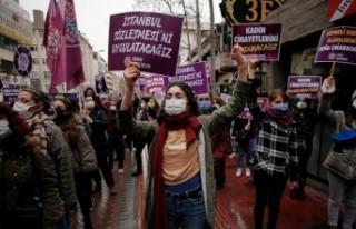 Fransa'dan İstanbul Sözleşmesi açıklaması